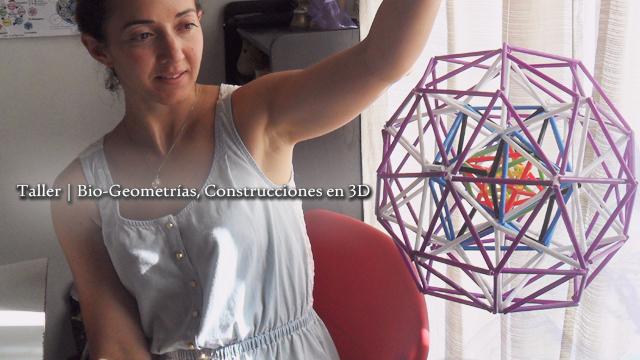 Bio Geometria - Espacio de Geometría Sagrada