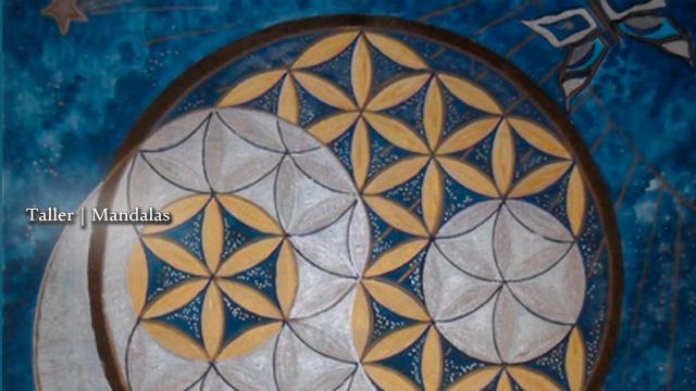 Taller de Mandalas - Espacio de Geometria Sagrada