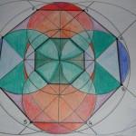 Traza, colorea y juega con las dimensiones!!