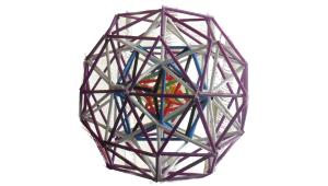 Perú - Construcción Cubo de Metatron y Rejilla Cristica en 3 Dimensiones @ RUNAWASI  | Miraflores | Lima | Perú