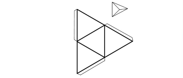 Tetraedro-p-armar