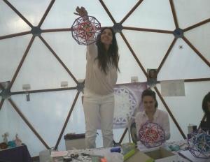 Geometría Sagrada en Neuquen - Construcción de Estrella Madre @ Espacio Sagrado de Luz Crystal | Neuquén | Argentina