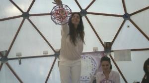 Construccion de la Estrella Madre o Cubo de Metatron @ Espacio de Geometría Sagrada | Buenos Aires | Argentina