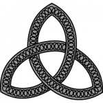 Triqueta, un símbolo protector, de fuerza y abundancia!
