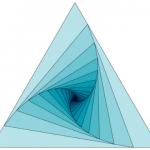 El triangulo – la perfección la armonía y sabiduría