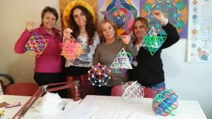Vector Equilibrio - Construye un Armonizador para tu Hogar @ Espacio de Geometría Sagrada | Buenos Aires | Argentina